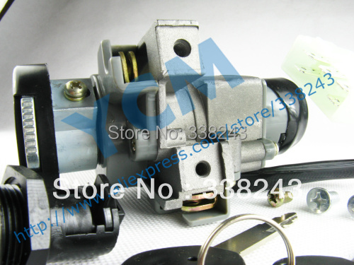 Motorcycle Scooter  Set Lock,  Key Set ,TS-FXY-SLX, Free Shipping Drop Shipping