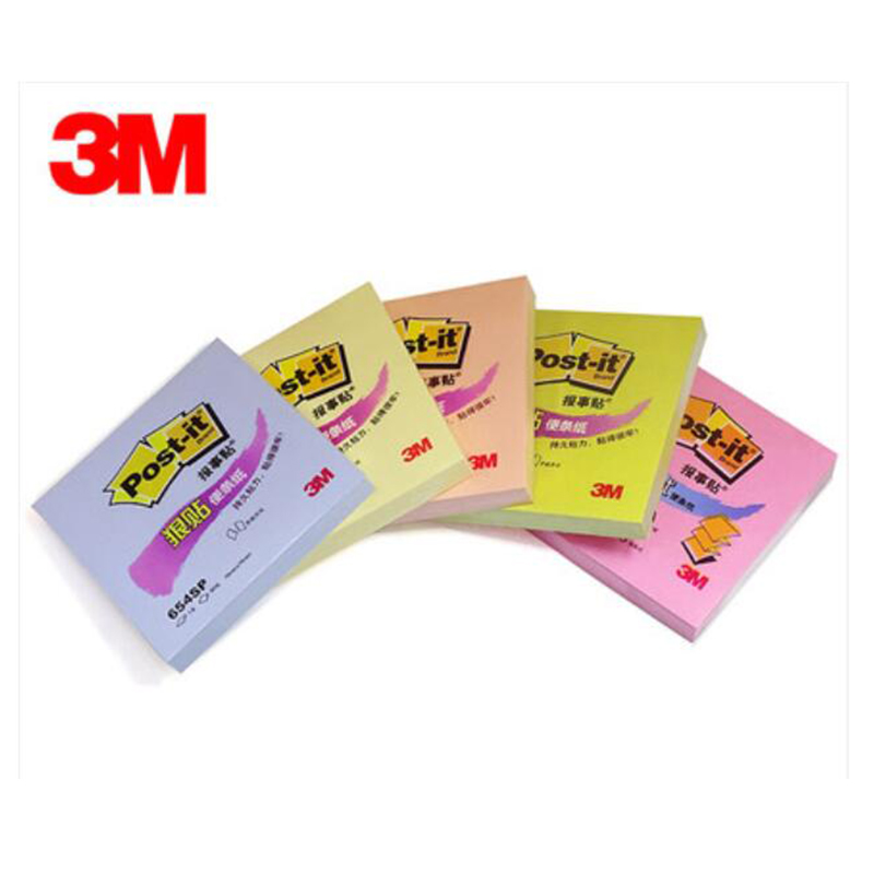 4pads Pack 90pages Pads Stickers Notes Yellow Green Sticky Color