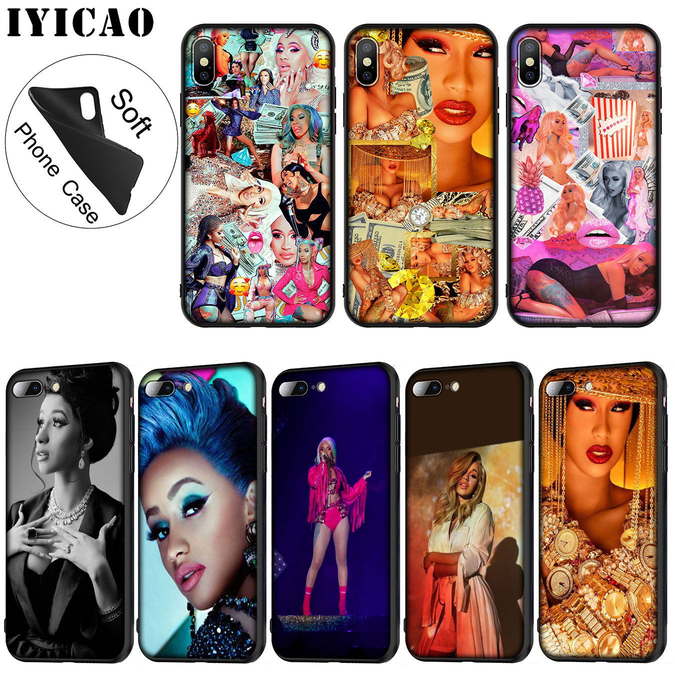 Iyicao Cartoon Doctor Nurse Hot Fashion Fun Dynamic Soft Silicone Case For Samsung Galaxy A70 A50 A40 A30 A10 M10 M20 M30 Cover Special Buy Phone Bags & Cases Cellphones & Telecommunications