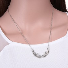 Harry Potter Angel Wings Pendant Necklaces