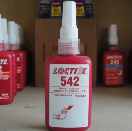 Free Shipping Loctit 542 Glue 50ml