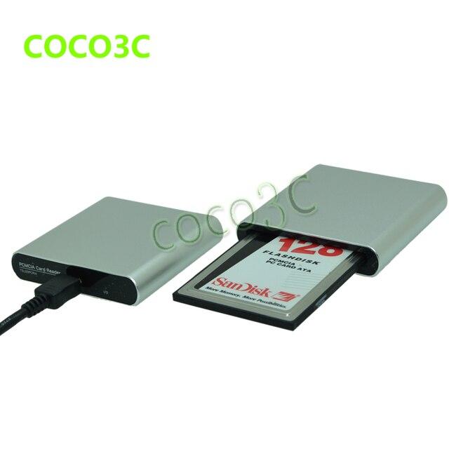 Бесплатная доставка USB 2.0 к 68pin PCMCIA адаптер слот PC Card reader для SD/CF для PC Card адаптер для Mercedes-Benz