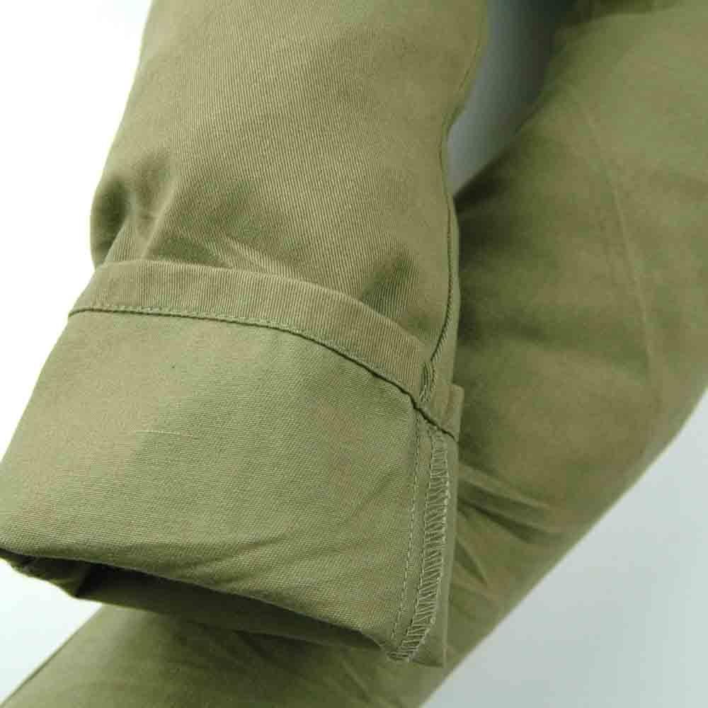 Kualitas tinggi 3-7Y Anak Army Hijau Celana garis bordir Kasual Boy - Pakaian anak anak - Foto 6