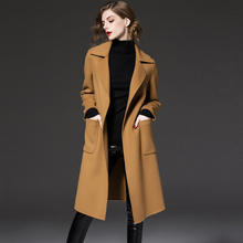 2016 Autumn New Fall Coat Women Clothing High Quality Outerwear With Women Long Sleeve casaco feminino Solid color abrigos mujer