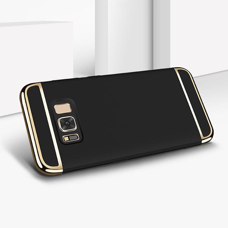 3 in 1 telepon kasus untuk samsung galaxy s9 s8 s7 s6 tepi ditambah - Aksesori dan suku cadang ponsel - Foto 3