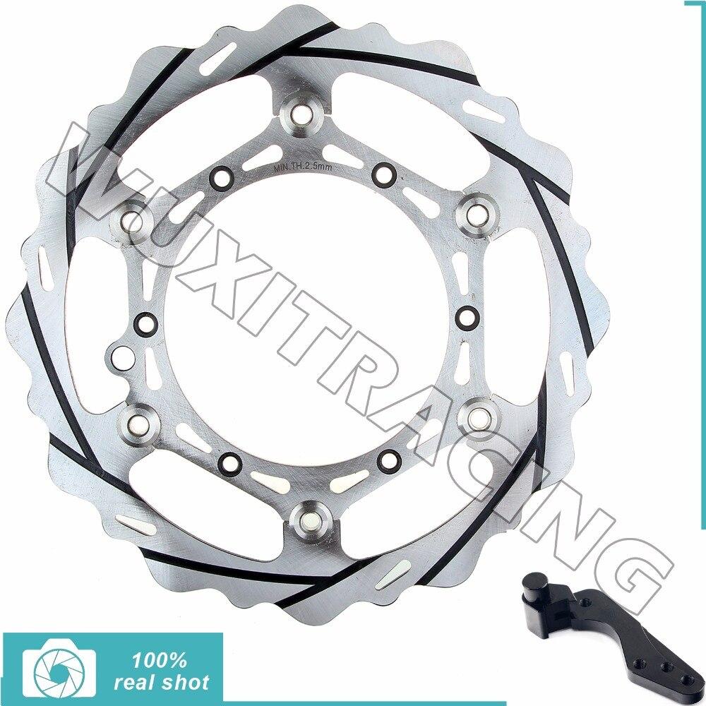Oversize 270MM Front Brake Disc Rotor Bracket for HUSABERG FE E S 400 501 550 600 650 FC 470 501 550 600 FX E 650 99-08 00 01 02
