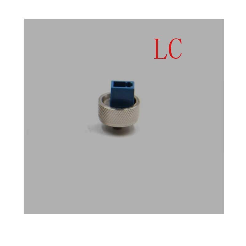 MIGLIOR prezzo OTDR connettore FC ST SC LC adattatore Connettore In Fibra Ottica Per Optical Time Domain Reflectometer OTDR Fibra Adattatore