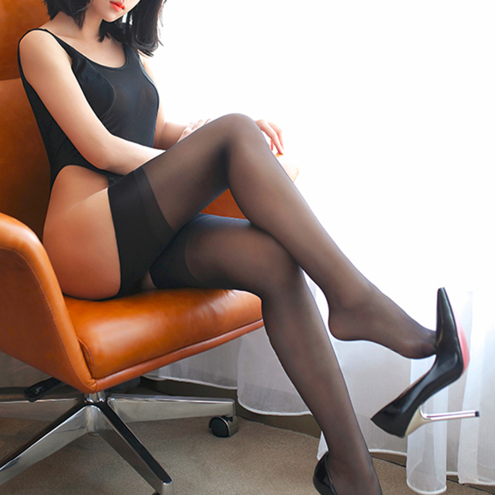 girls naked in black tights