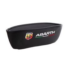 Embroidery for ABARTH emblem Car carbon fiber style seat crevice storage bag for Fiat Alfa Romeo ferrari lamborghin accessories turbo cartridge chra for alfa romeo 147 for fiat doblo bravo multipla 1 9l m724 gt1444 708847 708847 5002s 46756155 turbocharger