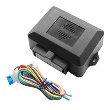 VODOOL Универсальный 12 в автомобильный силовой оконный рулонный доводчик модуль сигнализации для 4 дверей автомобиля автоматическое закрывание оконного стекла автоматический подъемник