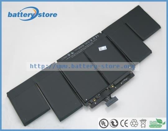 bilder für Neue Original laptop batterien für pro retina 15, A1417, A1494, MC975, Pro (ME665CH/A), MC976CH, Pro (ME294CH/A), 10,95 V, 6 cell