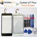 Oukitel U7 Plus Touch Screen 100% Original Panel Digitizer Replacement Touch Screen for Oukitel u7 Plus Smartphone