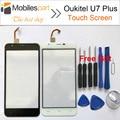 Oukitel U7 Plus Touch Screen 100% Original Panel Digitizer Replacement Touch Screen for Oukitel u7 Plus Smartphone