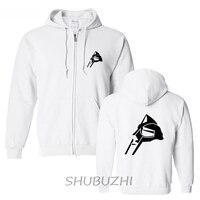 New drop shipping vận chuyển hoody thương hiệu sang trọng dây kéo cho người hâm mộ âm nhạc doom thời trang dạo phố shubuzhi quần áo mới