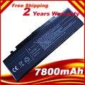 7800 mAh 9 células batería del ordenador portátil para SAMSUNG R460 R510 R560 R65 R70 R700 R710 Q310 Q210 NP-R40 NP-R45 P50