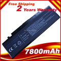 7800mAh 9 Cells  Laptop battery for SAMSUNG R460 R510 R560 R65 R70 R700 R710 Q310 Q210 NP-R40 NP-R45 P50