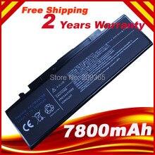 7800 мАч 9 клеток аккумулятор для ноутбука SAMSUNG R460 R510 R560 R65 R70 R700 R710 Q310 Q210 NP-R40 NP-R45 P50