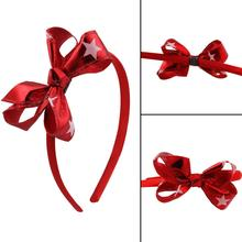 Prom Party Hair Flower Accessories Flower Hair bands for girls Big Bow Headband