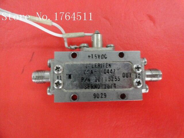 [BELLA] CELERITEK CSA-370447 15V SMA Supply Amplifier