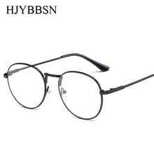 Fashion Frame Glasses Women Round Classic Optical Vintage Cl