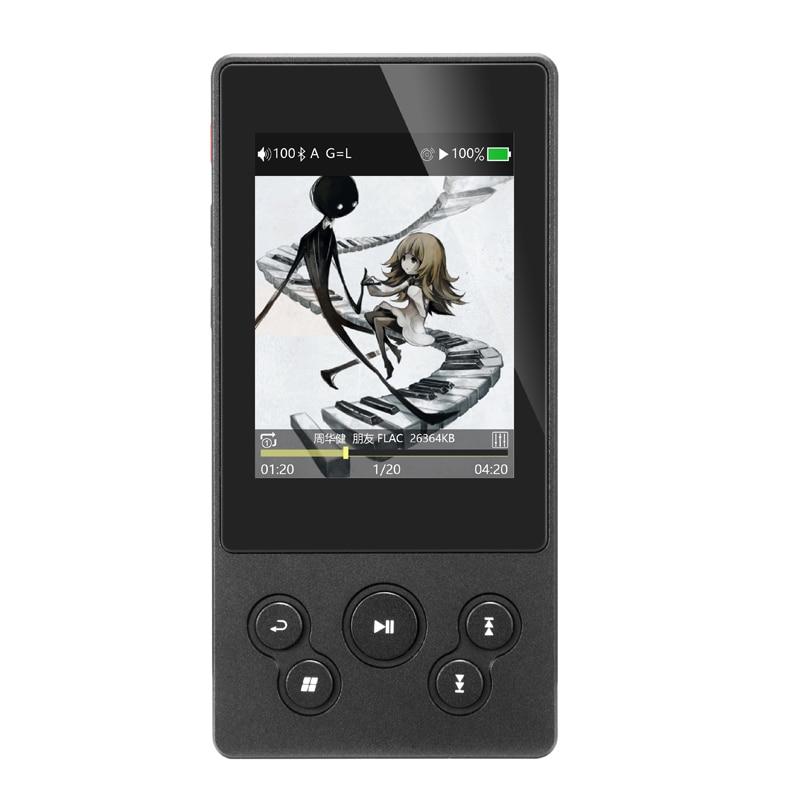 XDuoo X3II 2nd Generazione AK4490 Bluetooth Portatile HD Lossless Giocatore di Musica DSD128 DAC USB & OTG Max 256g XDUOO x3 II