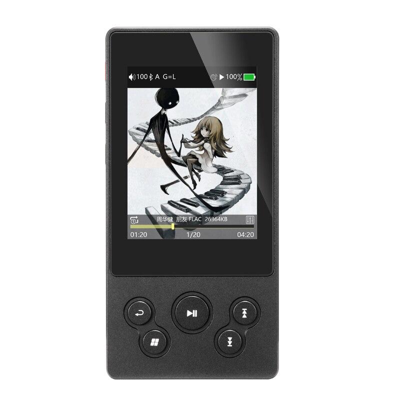 XDuoo X3II 2nd generación AK4490 portátil Bluetooth HD sin pérdida reproductor de música DSD128 DAC USB y OTG Max 256G XDUOO x3 II