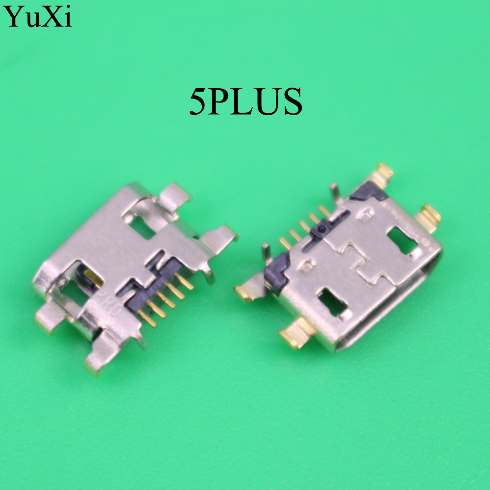 YuXi  For Lenovo K5 Note For Redmi 5 Plus Meizu M6 Micro Mini USB Charge Charging Socket Connector Plug Jack Dock Replacement