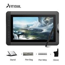 Artisul D13S 13,3 дюймов без батареи графический планшет монитор 8192 уровней ручка дисплей монитор с 6 Экспресс-клавишами и быстрый циферблат