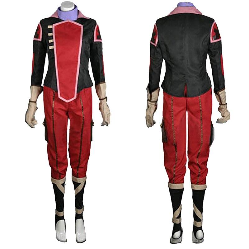 Avatar de calitate superioară Legenda lui Korra Asami Sato uniformă Cosplay Costum Full Outfit Size Adult