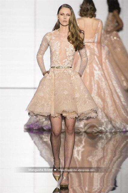 Belle robe courte soiree