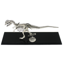 Dilophosaurus 3D Steel Metal  Joint Mobility Miniature Model Kits Puzzle Toys Educational Boy Splicing Hobby Building