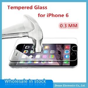 Image 2 - 100pcs By DHL/EMS Tempered Glass for iPhone 12 mini 11 Pro Max X XS XR 6 6s 7 8 Plus SE2 5 5s Transparent Screen Protector Film