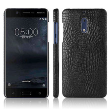 Фотография Leather Case for Nokia 5 Global Dual TA-1024 TA-1044 TA-1053 Phone Bumper Fitted Case for Nokia5 TA 1024 1044 1053 Hard PC Cover