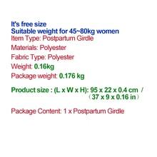 Postpartum Belly Band Pregnancy Belt