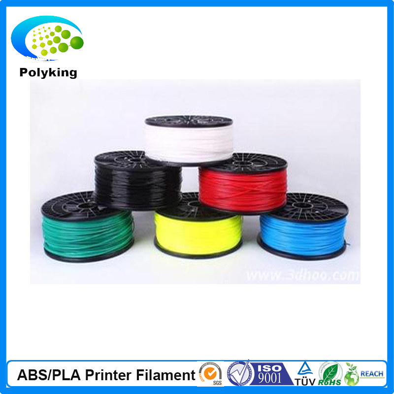 Hot sale chinnese 3d printer PLA ABS  filament 1.75mm black color 3d printer filament 1.75mm 1kg/spool for 3d impressoras 9 2016 new 3d color printer dual kit for sale 3dprinter electronics with one roll filament masking tape 2gb sd card for free