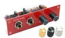 12 V Karaoke Soundkarte PT2399 mit NE5532 Vorverstärker Mikrofonverstärker + Panel