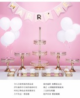Cake Stand Handles cake tools Fittings 3 Tier Fancy Handle Design