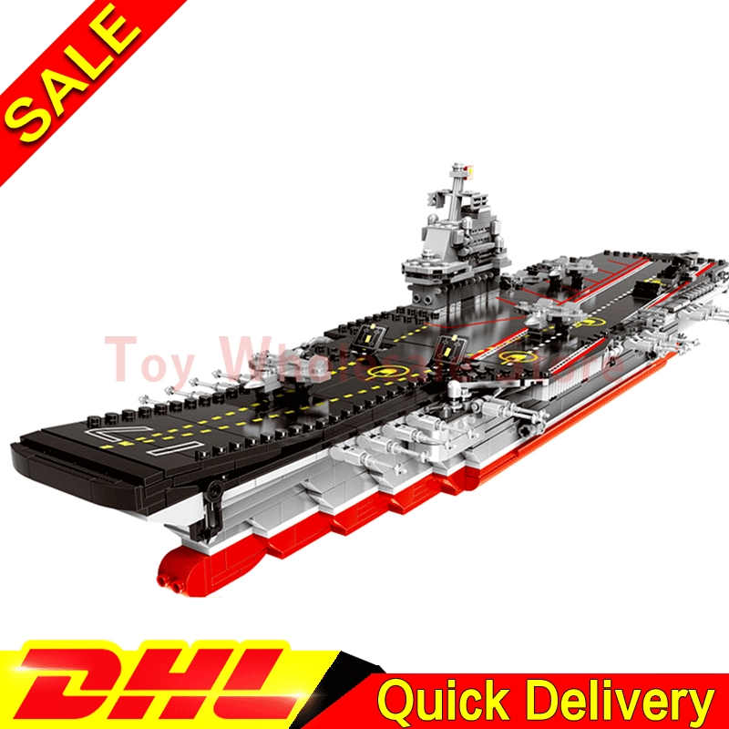 XINGBAO 06020 New Military Series The Aircraft Ship Building Blocks Bricks Toys Educational Kids Toys Gifts Models clone lepin enlighten new blocks navy frigate ship assembling building blocks military series blocks girls