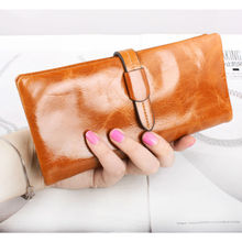 Money Leather Wallet Clutch