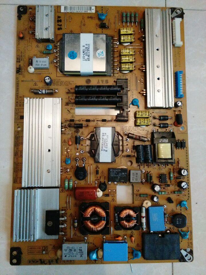 ФОТО EAX62865601 LGP3237-11SP Power board Good Working Tested