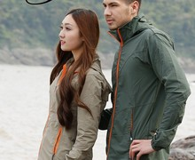 Men's outdoor sports quick-drying quick-drying underwear suit couple models breathable wicking fishing shirt climbing