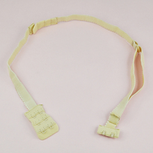 Low Back Backless Bra Strap Converter Bra Extender 2 Hooks Beige White Black MYPF