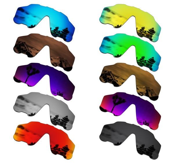 SmartVLT Polarized Replacement Lenses For Oakley Jawbreaker Sunglasses - Multiple Options