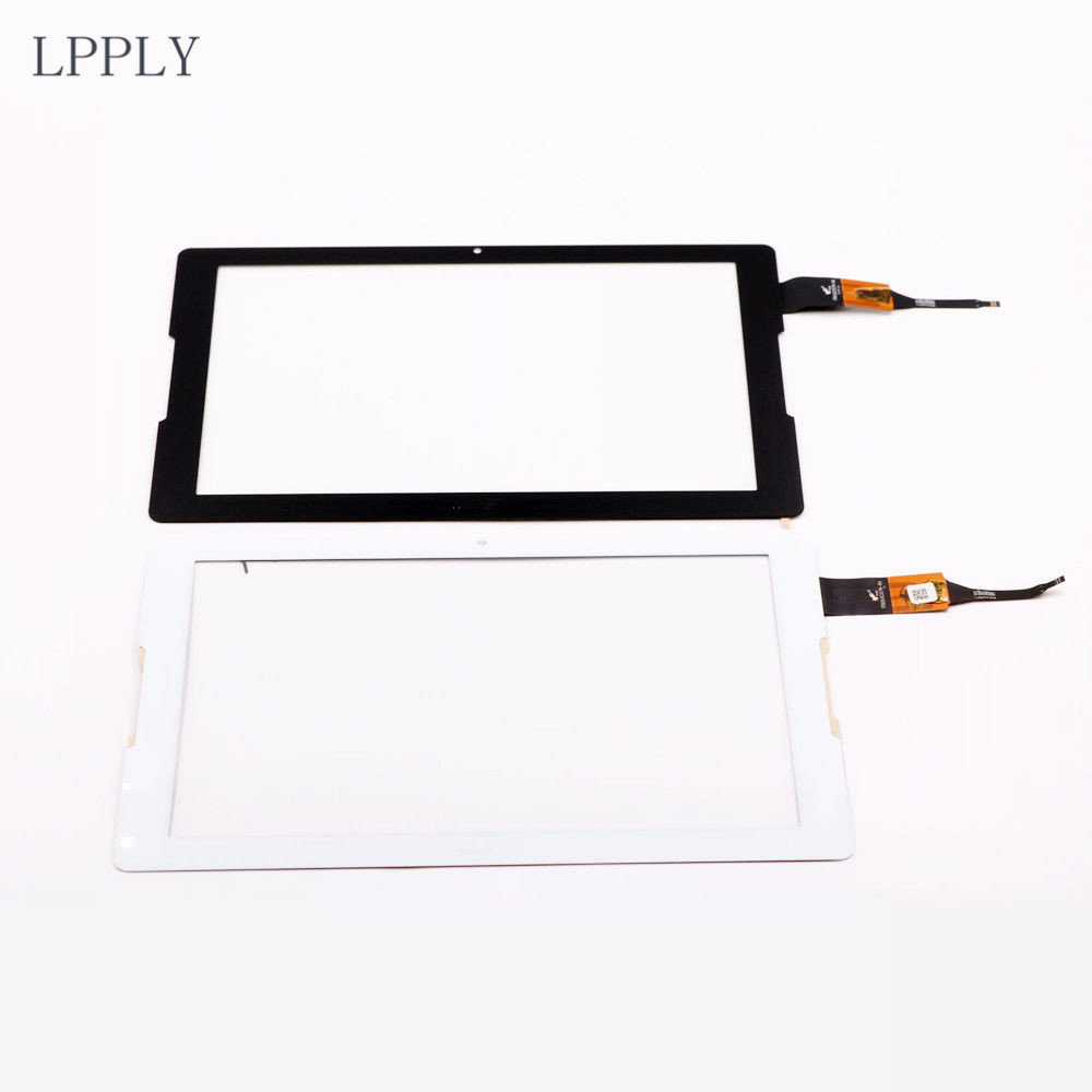 LPPLY New For ACER Iconia One 10 B3-A30 Touch Screen Digitizer Front Glass Lens new 7   inch for acer iconia one 7 b1