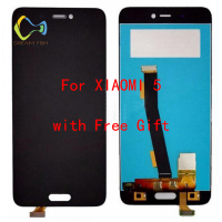 DREAM FISH For Xiaomi Mi5 Mi 5 LCD display + Touch Screen Digitizer High Quality Replacement For Xiaomi Mi5 Mi 5 Screen celular