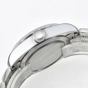 Image 5 - 2019 Corgeut למעלה מותג גברים מכאני שעון אוטומטי עמיד למים אופנה יוקרה נירוסטה זכר שעון Relogio Masculino