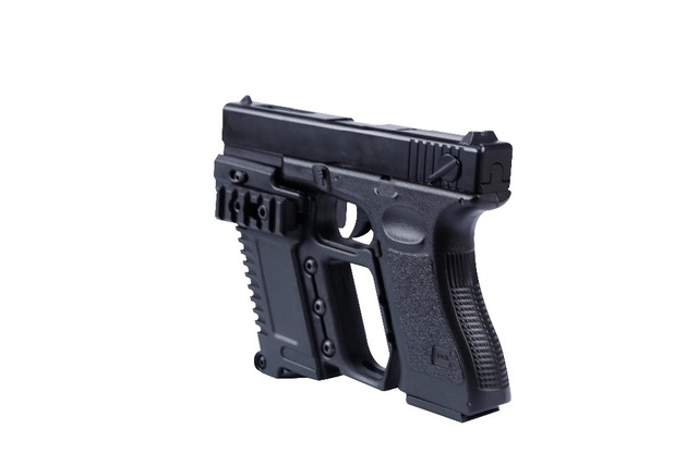 Cs Games Airsoft Air Guns The Glock Water Cannon Is Fitted With 17