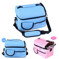 Leakproof Ice Bag Medium Back Pack Ice Pack Milk Cooler Bag Lunch Bag Preservation Bag