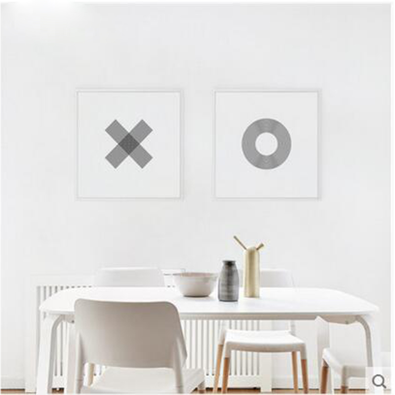 Nett Dekorative Geometrische Muster Interieur Zeitgenössisch ...