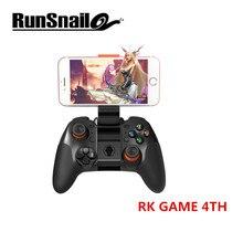 Портативный Bluetooth Google Геймпад 3D VR Очки VR СЛУЧАЕ РК ИГРЫ 4-й Дистанционного Управления Геймпад Джойстик для iOS и Android Pc Игры